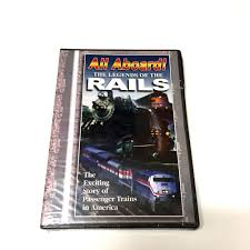 Trains In America Details About The All Aboard Legends Of The Rails Dvd Passenger