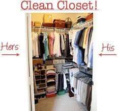 closet cleaning the closet makeunder small notebook