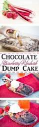 best 25 rhubarb dump cakes ideas on pinterest easy rhubarb