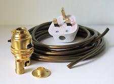 table l bulb holder with switch brass bc lholder lighting ebay