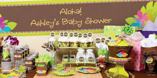 luau theme party luau baby shower theme bigdotofhappiness