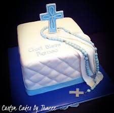 boy baptism cake a photo on flickriver