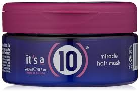 amazon com it u0027s a 10 haircare miracle leave in product 4 fl oz