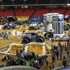 monster truck show new orleans lacoste productions youtube