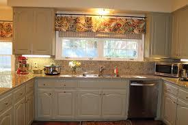 kitchen sink window treatments kutsko kitchen