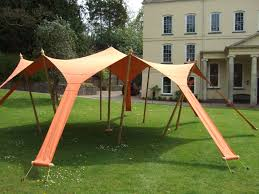 threadform bespoke canvas shelters marigold canopy idolza
