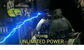 Unlimited Power Meme - 25 best memes about unlimited power palpatine unlimited