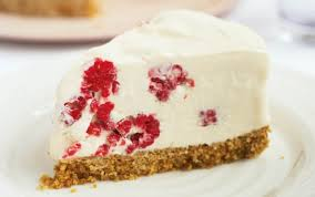 Lemon Cheesecake Decoration Strawberry And Lemon Cheesecake Recipe Goodtoknow