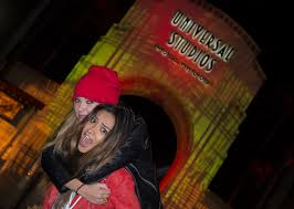 halloween horror nights the usher photos of the day october 2013