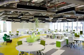 open office space u003d employee engagement
