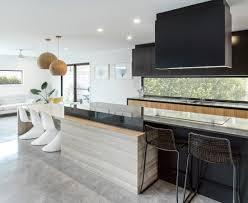 polytec natural oak dayne lawrie constructions modern kitchen