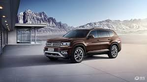 volkswagen atlas 7 seater new volkswagen teramont is china u0027s atlas suv