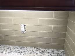 grout kitchen backsplash kitchen backsplash grout or no grout