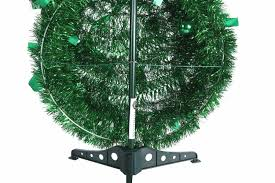collapsible christmas tree homegear 5ft artificial decorated collapsible christmas tree