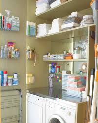 Laundry Room Decorating Accessories 12 Essential Laundry Room Organizing Ideas Martha Stewart