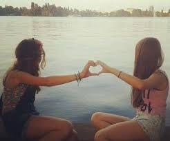 friendship heart friendship goals by skylaar on we heart it friendship goals