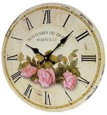 horloge murale cuisine originale horloge murale pendule ronde de cuisine ou salon en inspirations et