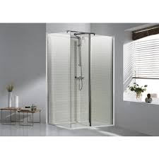 cotswold vantage flipper walk in enclosure 600mm for 1200mm tray