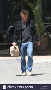 sean penn is seen leaving malibu ranch market store at zuma beach