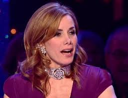 darcey bussell earrings strictly aged me by ten years darcey bussell limbers up for