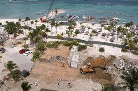 marriott aruba surf club floor plan beach construction below the ocean front rooms as of july 28 2006