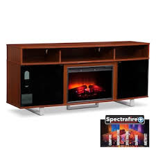 Fireplace Entertainment Stand by Fireplaces American Signature Furniture