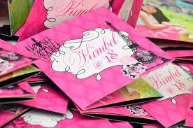 Tri Fold Invitations Kimbel U0027s Pink Parisian Themed Debut Trifold Invitations