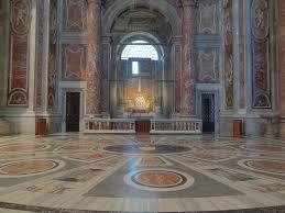 Terrazzo Floor Restoration St Petersburg Fl by Terrazzo Around The World St Peter U0027s Basilica Doyle Dickerson