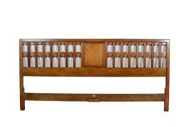 King Cherry Headboard King Size Cherry Headboard By Baker Furniture Mid Century Modern