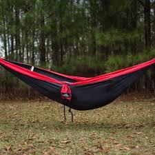 winner outfitters double camping hammock amazon com castaway hammocks double travel hammock blue