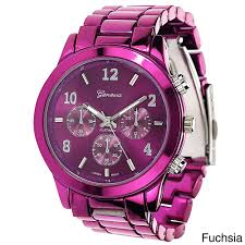 afc dealer floor plan geneva platinum women u0027s blue link watch free shipping on orders