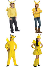 pikachu costume halloween city pokemon costumes party city images pokemon images