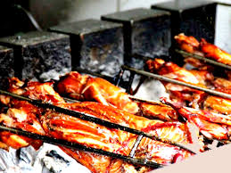 cuisiner lapin entier le lapin au barbecue recette lapin