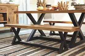 Sofa For Dining Table by Wesling Dining Room Table Ashley Furniture Homestore