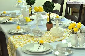 tea party tables tea table decor home decorating ideas