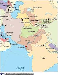 map of karachi cnn detailed map of pakistan nov 12 1997