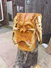 decoration ideas drop dead gorgeous large scary predator pumpkin