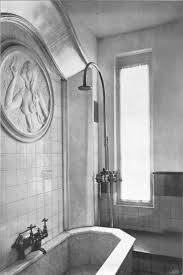 Art Deco Bathroom by 134 Best Art Nouveau Bathroom Images On Pinterest Art Nouveau