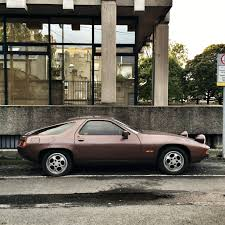 1982 porsche 928 lovely metalliv brown porsche 928 in ladd lane dublin porsche