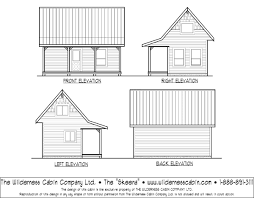 Large Cabin Floor Plans Weekend Cabin U003d Large Storage Shed Archive Bhm Forum