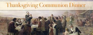 thanksgiving communion dinner richland creek community church