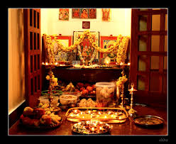 How To Decorate A Temple At Home Karthigai Deepam Day Before Yesterday Was The Festival Of U2026 Flickr