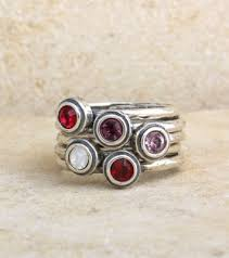mothers day rings with birthstones affordable mothers rings rings for 50 that don t look