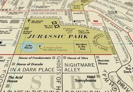Cal Poly Pomona Map 100 Jurassic Park Map Park Map By Hyrotrioskjan On