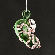 cyber monday sale octopus pickle glass ornament in your