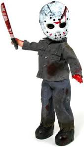 Kids Jason Halloween Costume Living Dead Dolls Friday 13th Jason Voorhees Doll Don U0027t