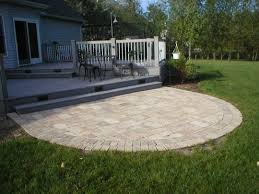 Circular Paver Patio Circular Patio Kit Lowes Shop Pit Project Kits At How To