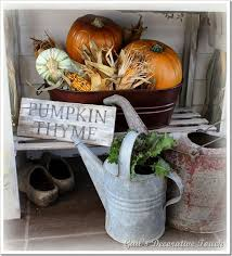 Fall Harvest Outdoor Decorating Ideas - 71 best autumn fall decor images on pinterest scarecrow ideas