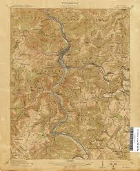 Map Of Bend Oregon by