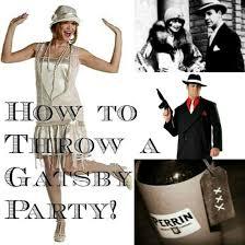 Gatsby Halloween Costume Throw Gatsby Party Halloween Costumes Blog